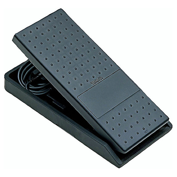 yamaha fc7 volume foot control pedal zzounds reverb. Black Bedroom Furniture Sets. Home Design Ideas