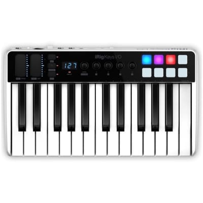 IK Multimedia iRig Keys I/O 25 Keyboard Controller