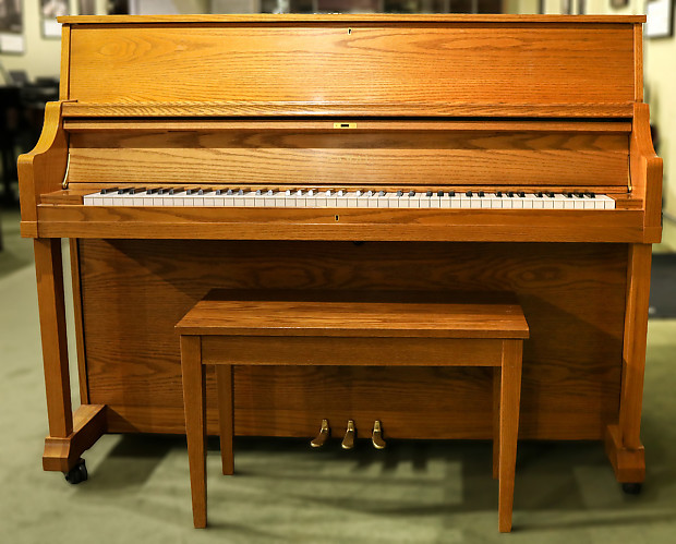 Kawai Studio Upright Piano | 1995 | Alamo Music Center