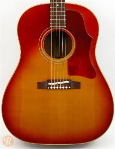 Gibson J45 Ebenholz