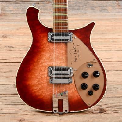 Rickenbacker 660/12TP Tom Petty Fireglo 1991 for sale