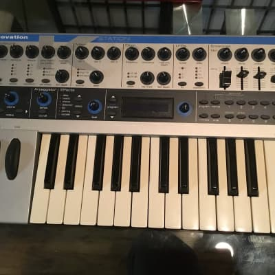 Novation K-station Silver