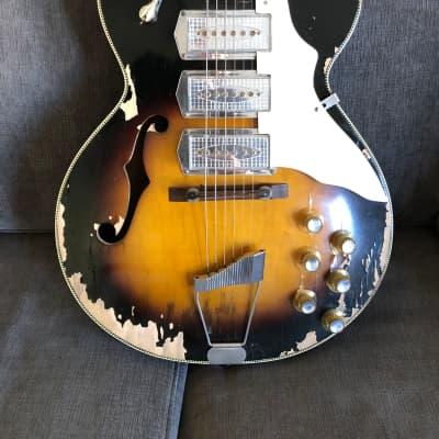 Kay Swingmaster K673 Sunburst for sale