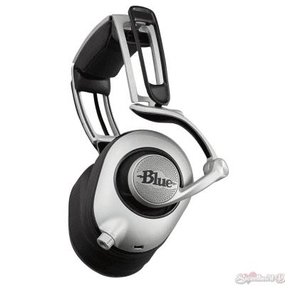 Blue Microphones Ella Planar - Powered Magnet Headphone with Built-in Amplifier