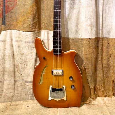 Microfrets Thundermaster Bass 1969 Sunburst for sale