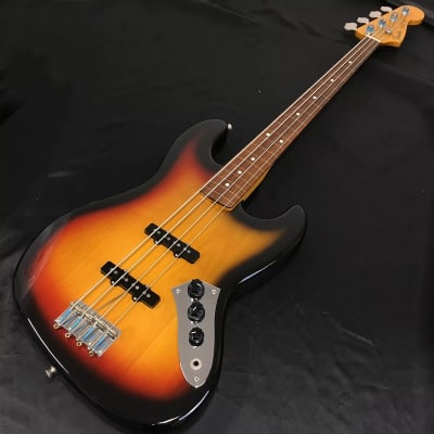 Fender JB-62 FL Fretless Jazz Bass Reissue MIJ