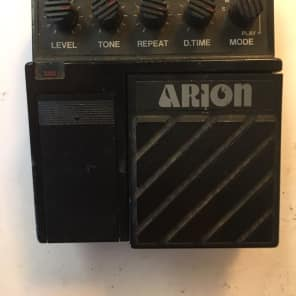 Arion DDS-1 Digital Delay / Sampler Rare Vintage Guitar Effect Pedal MIJ Japan for sale