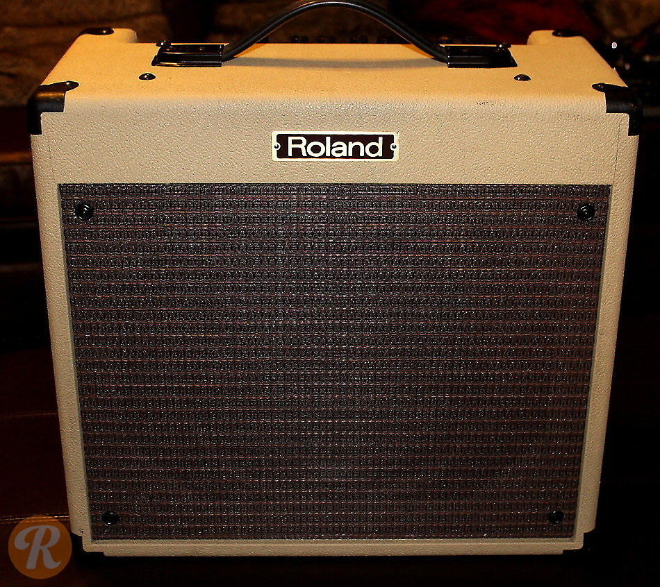 roland blues cube hot 30 watt tube logic guitar combo 2010s reverb. Black Bedroom Furniture Sets. Home Design Ideas