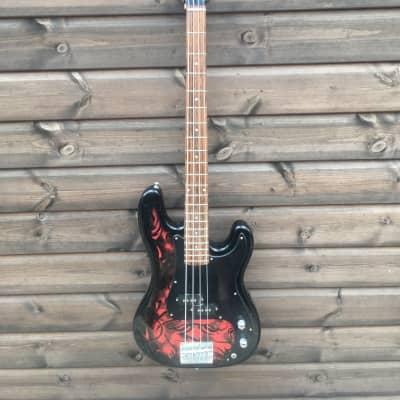 Jaxville Demon Bass Guitar for sale