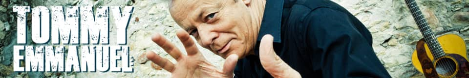 The Official Tommy Emmanuel Reverb Shop