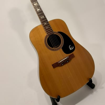 Epiphone FT-150 1972 Natural for sale