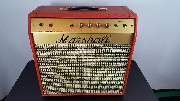 Marshall Mercury 1971 Rod S Gear Shop Reverb