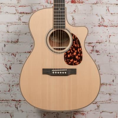 Larrivee OMV-40E Acoustic Electric Guitar Natural x6138 for sale