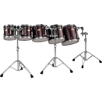 Pearl Symphonic Series DoubleHeaded Concert Tom Concert Drums Regular 14 x 12 in.