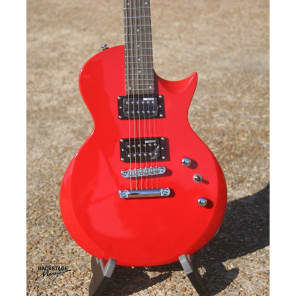 LTD EC-10 Red, With Gig Bag for sale