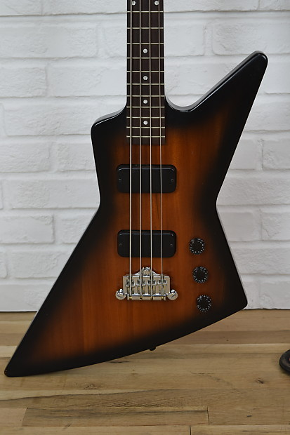 gibson explorer bass 2012 satin excellent used electric bass reverb. Black Bedroom Furniture Sets. Home Design Ideas