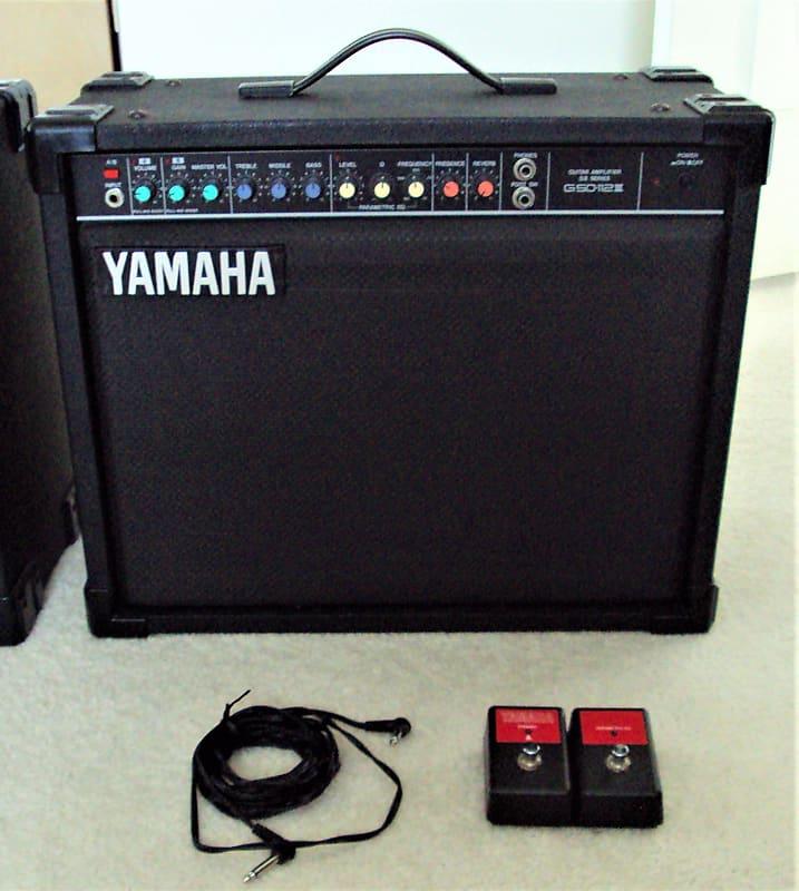 yamaha g50 112 series iii guitar combo amplifier w tuki cover reverb. Black Bedroom Furniture Sets. Home Design Ideas