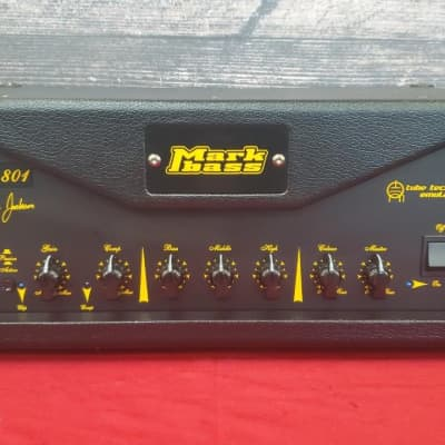 Mark Bass TTE-801 for sale