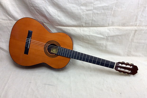 Used Alvaro No 30 Classical Nylon Acoustic Guitar Needs Reverb