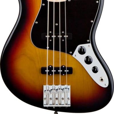 Fender Geddy Lee Jazz Bass MP 3-Color Sunburst w/bag