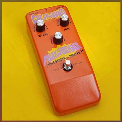 Sola Sound / Rainger FX Freakenbender Tone Bender Fuzz standard model for sale