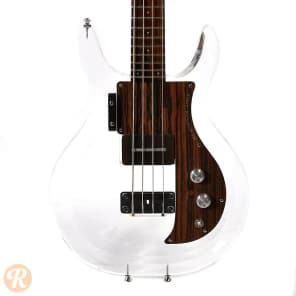 Ampeg Dan Armstrong Lucite Bass Clear 1969