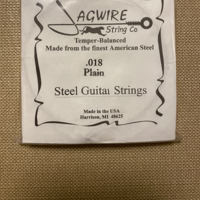 Jagwire Temper balanced steel guitar strings 2015 Shinny stainless for sale