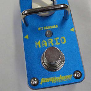 Tom's Line Engineering AMO-3 MARIO Bit Crusher Guitar Effects Pedal 2016