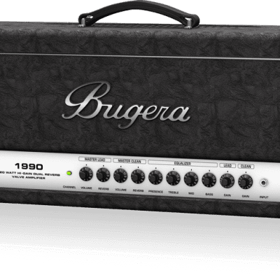 Bugera 1990 INFINIUM British Bite 120-Watt Amplifier Head image