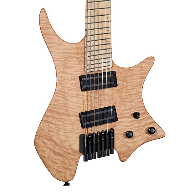 Strandberg boden 7 fan fret headless electric guitar for Strandberg boden 7