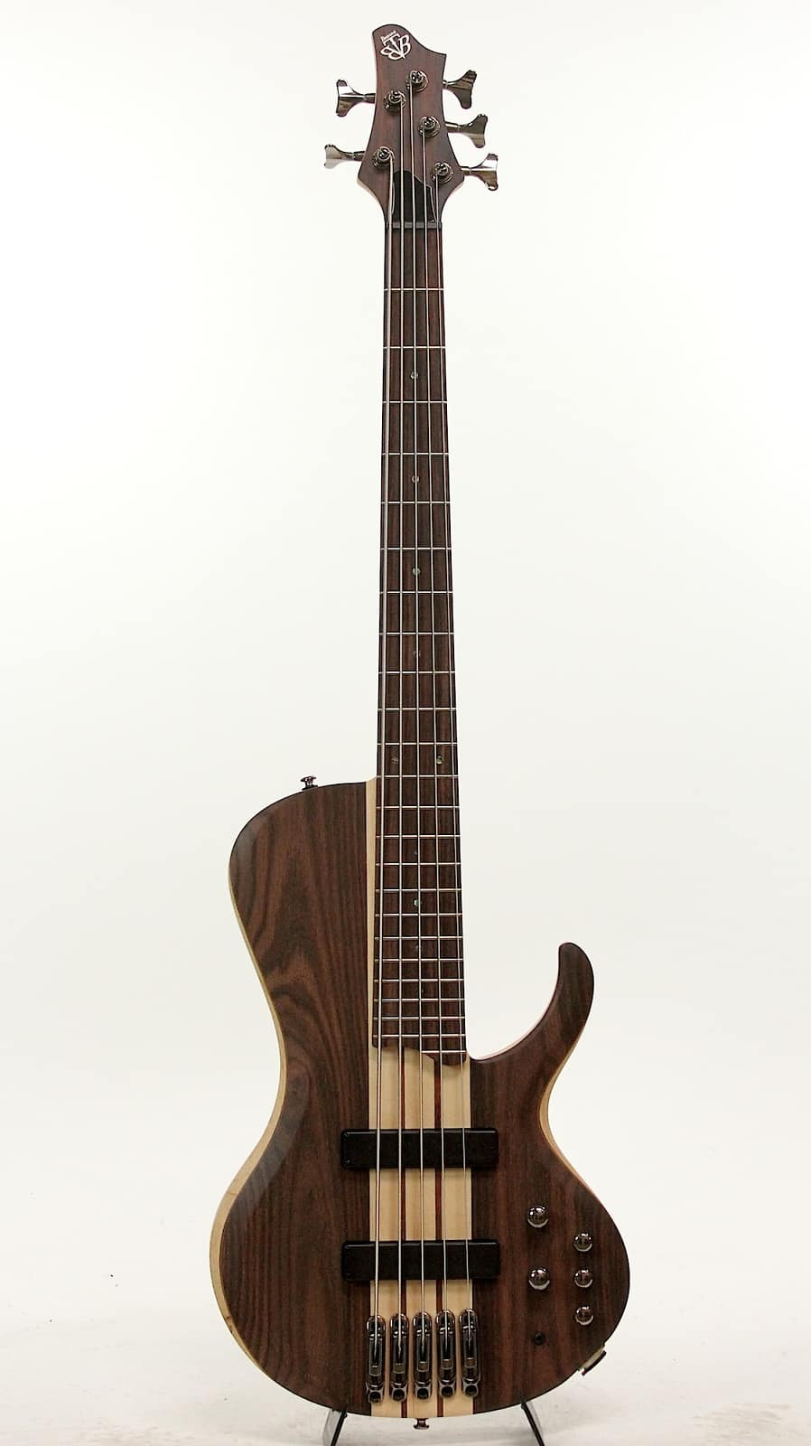 Ibanez Natural Black Finish