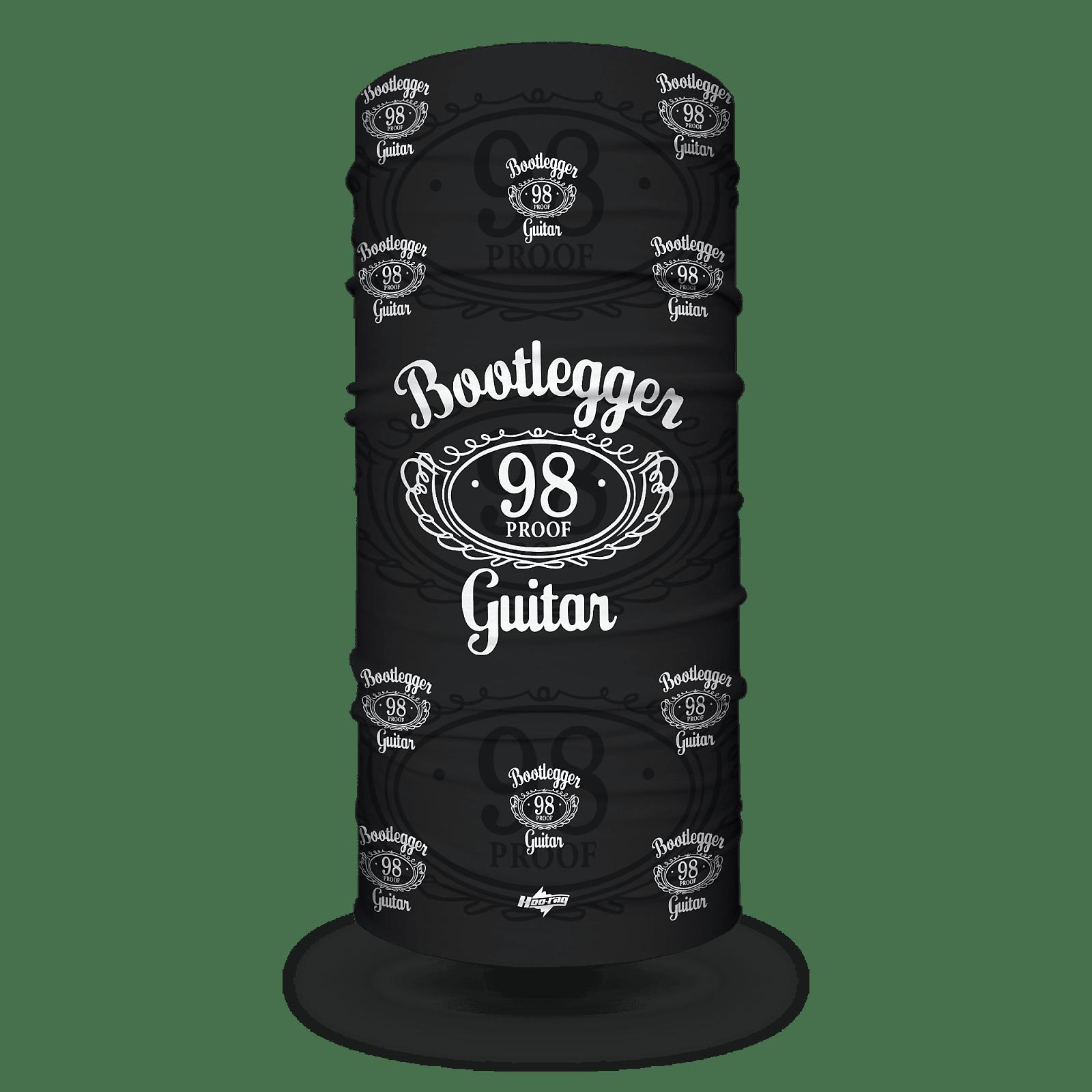 Bootlegger Guitar HooRag  2020 Black