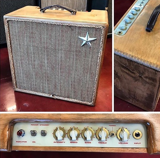 Ceriatone Champ Ultra Mercury Magnetics Handwired Vibro Tweed Champ Clone  (chassis only)