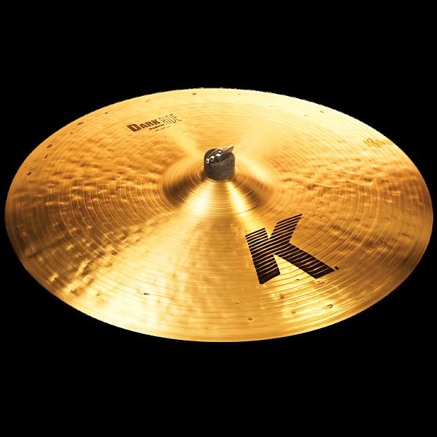 zildjian k dark medium ride cymbal 22 inch reverb. Black Bedroom Furniture Sets. Home Design Ideas
