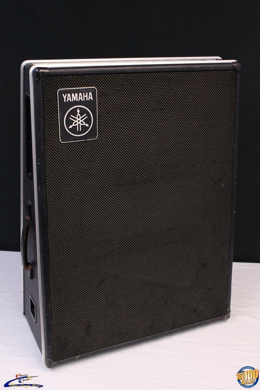 Vintage 1968 1972 yamaha ta 30 guitar amplifier works for Yamaha bass guitar amplifier