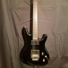 Ibanez JS100 Joe Satriani Signature 2001 Black