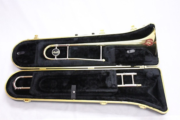 Bach Soloist Student Trombone Outfit *Rental Inventory Blowout* 2010's Brass