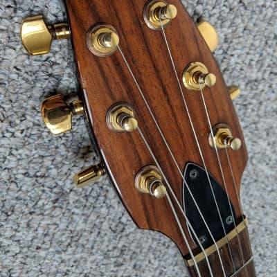 Manson 1983 Kestrel Electric Guitar 1983 Sunburst Schaller 456 bridge for sale