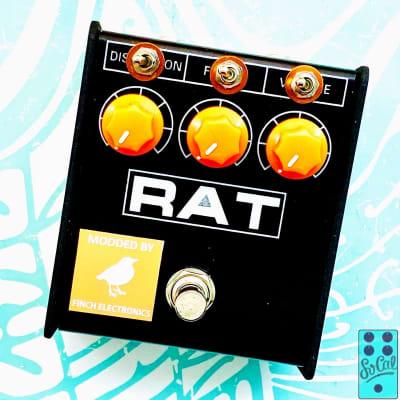 ProCo Rat 2 Modded by Finch Electronics w/Original Box!
