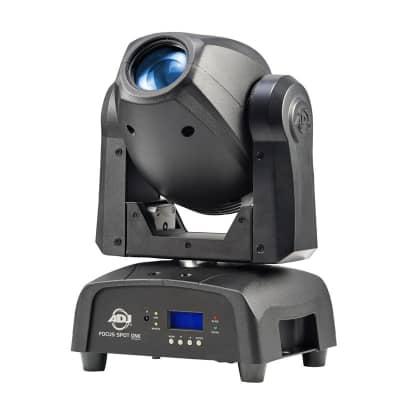 American DJ FOC598 Focus Spot One Moving Head 35W LED