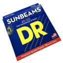 DR NMR5-45 Sunbeams, 5-String (45-125) Bass Strings, Premium Nickel-Plated / Round Core