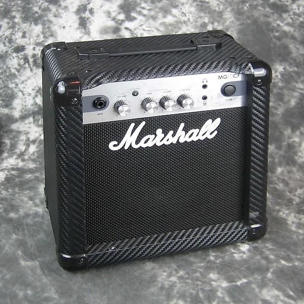 vg used marshall mg10cf electric guitar amp reverb. Black Bedroom Furniture Sets. Home Design Ideas
