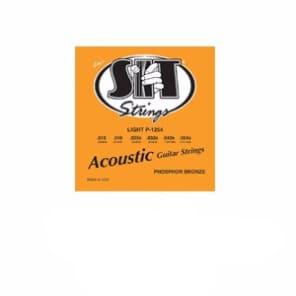 SIT P1254 Phosphor Bronze Acoustic Guitar Strings - Light for sale