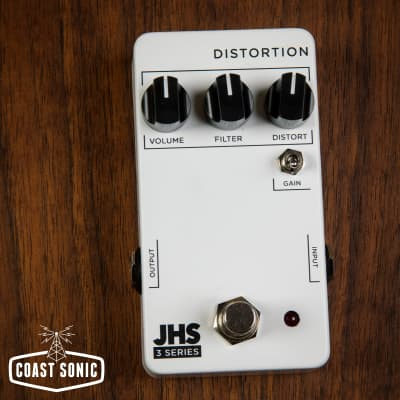 JHS Pedals 3 Series Distortion