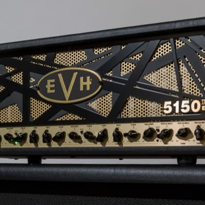 In Stock! EVH 5150 IIIS EL34 100 watt all tube electric guitar head