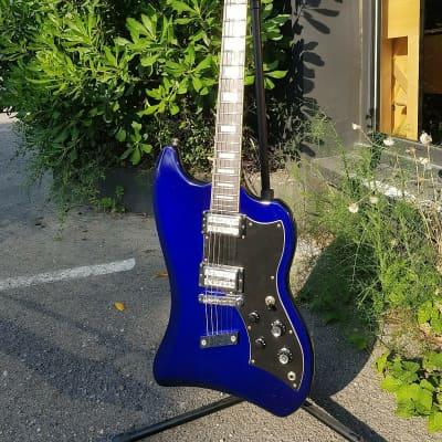 DeArmond Jet Star 1995 Candy Blue for sale