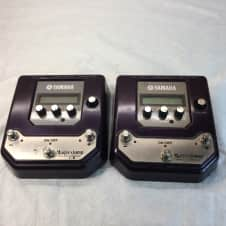 Two Yamaha Magicstomp UB99 Guitar Effects Processor Pedals for Repair Restoration