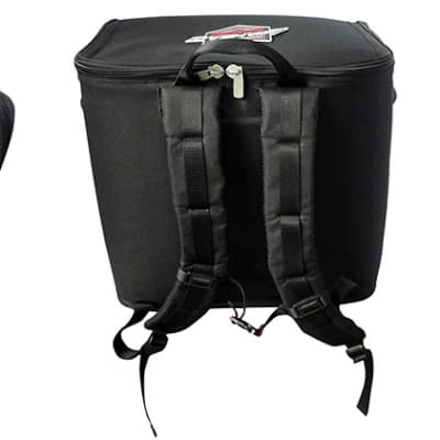 Ahead Bags - AA1214RS - 12 x 14 Snare Case w/back pack strap and Shark Gil Handles