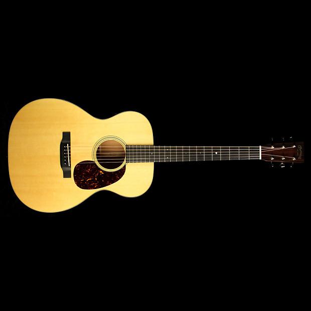 martin 000 18e retro acoustic electric guitar natural reverb. Black Bedroom Furniture Sets. Home Design Ideas