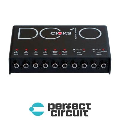 CIOKS DC10 100-400mA 10-Outlet 9-15v Power Supply